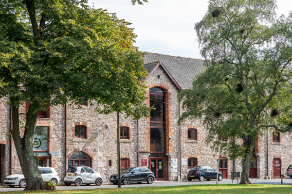 Head office of Beyond Legal in Newton Abbot