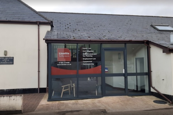 Branch Office for Beyond Legal in Tiverton